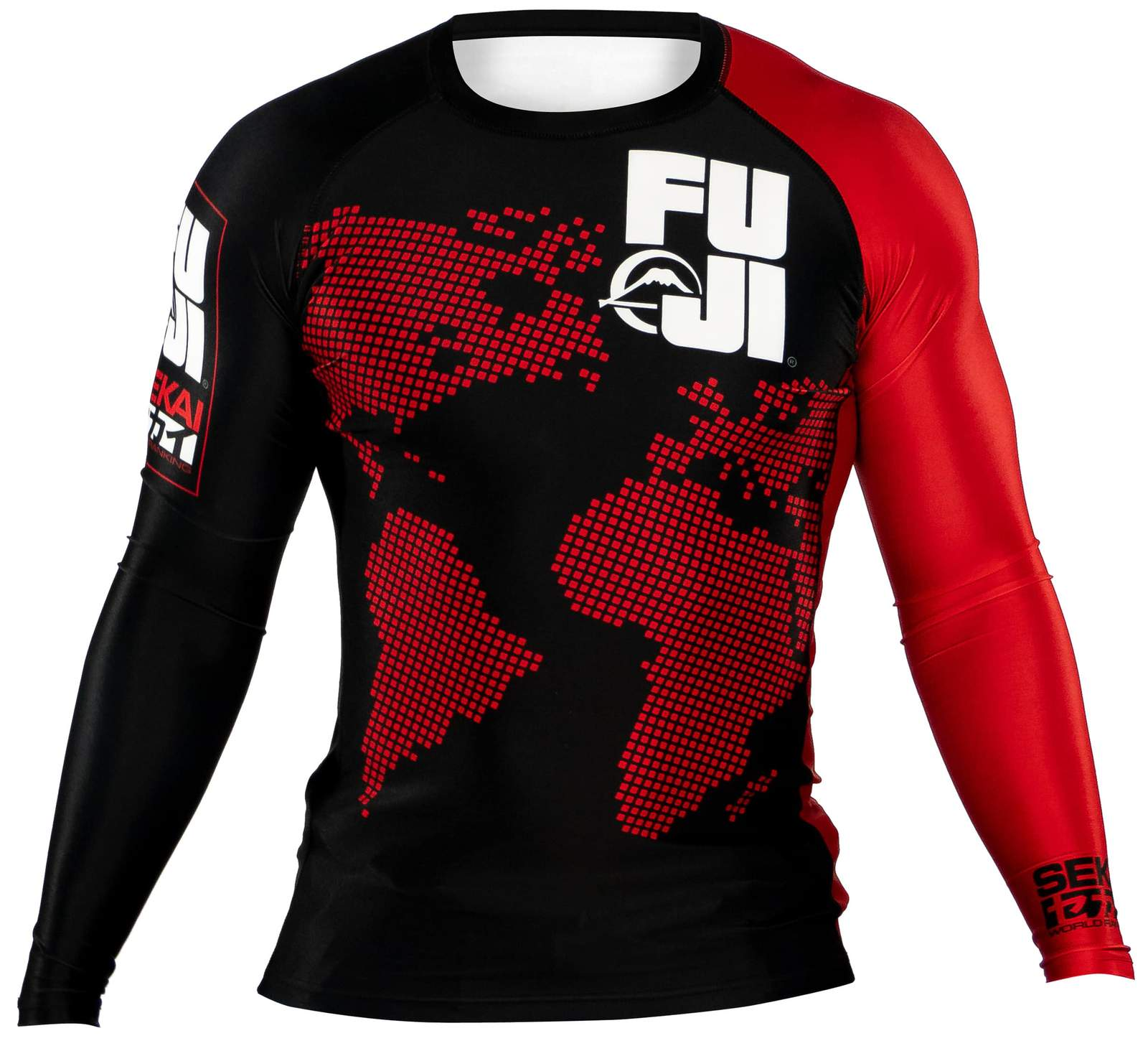 Fuji BJJ Sekai 2.0 Ranked Rashguard Customer Reviews
