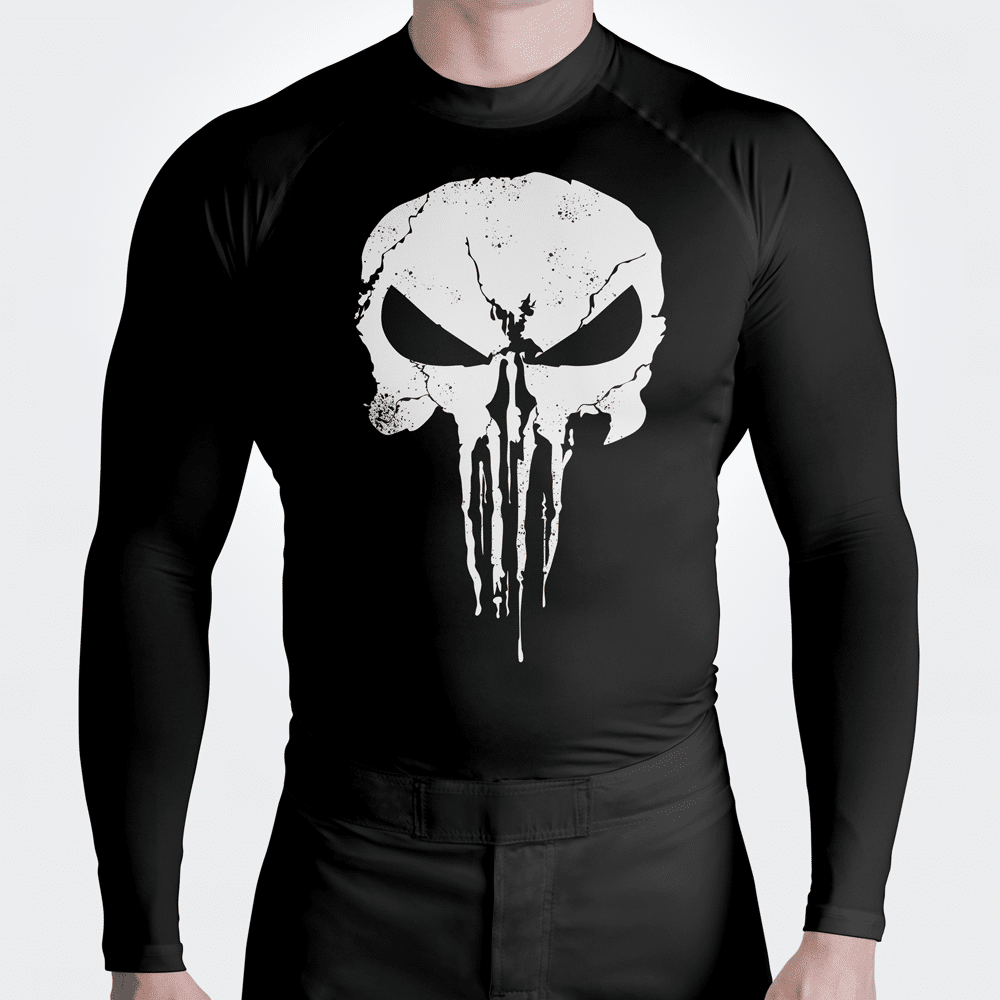 BJJ Executioner Rashguard Customer Reviews