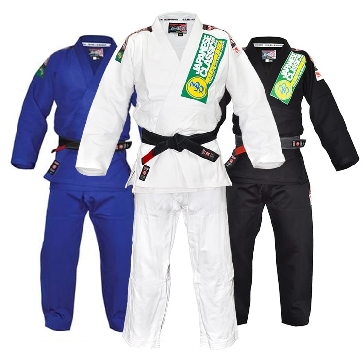 Isami Sachiko Double Weave Gi with Patches Customer Reviews
